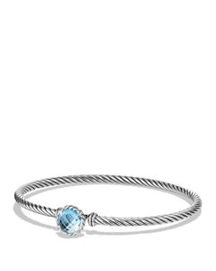 David Yurman Sterling silver David Yurman Châtelaine bracelet