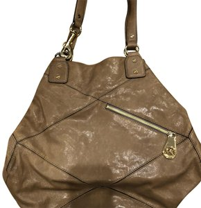 Michael Kors Tote In Taupe