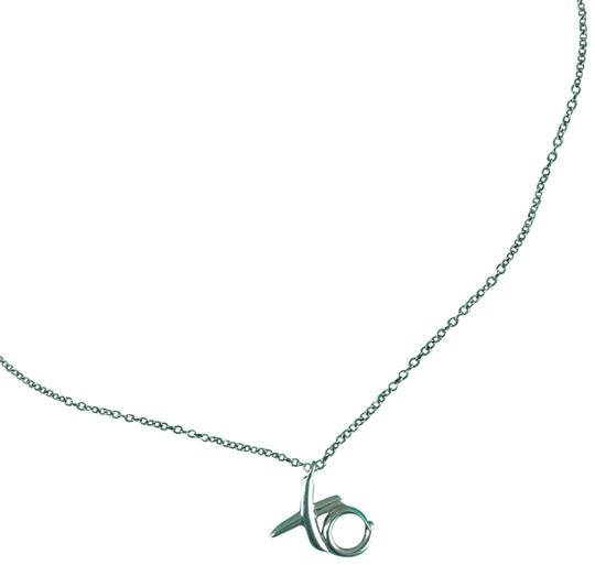 dfeaf1bc2 Tiffany & Co. Paloma Picasso Silver Love and Kisses Xo Charm 16.5 ...