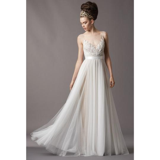Wedding Gowns St Louis: Watters Ivory Jacinda Embellished Silk Charmeuse Gown
