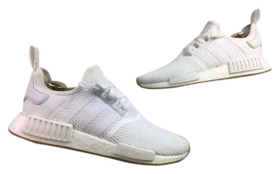 new style ac7bf 9cd87 R1 Men New Boost Cloud White D96635 Men's Sneakers Size US 7.5 Regular (M,  B) 37% off retail
