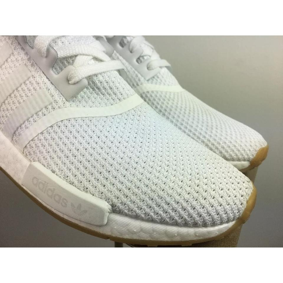finest selection a662c 29db8 R1 Men New Boost Sneakers Cloud White D96635 Mens Sneakers Size US 7.5  Regular (M, B) - Tradesy