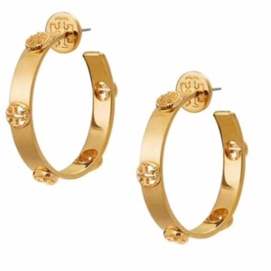 Tory Burch Brand New! Tory Burch gold tone Earring