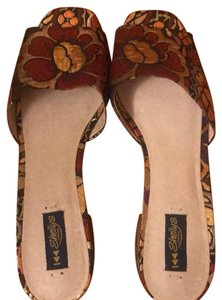 Shellys London Red Sandals