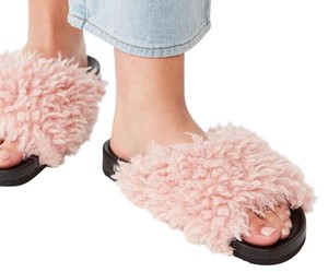 Urban Outfitters pink Sandals