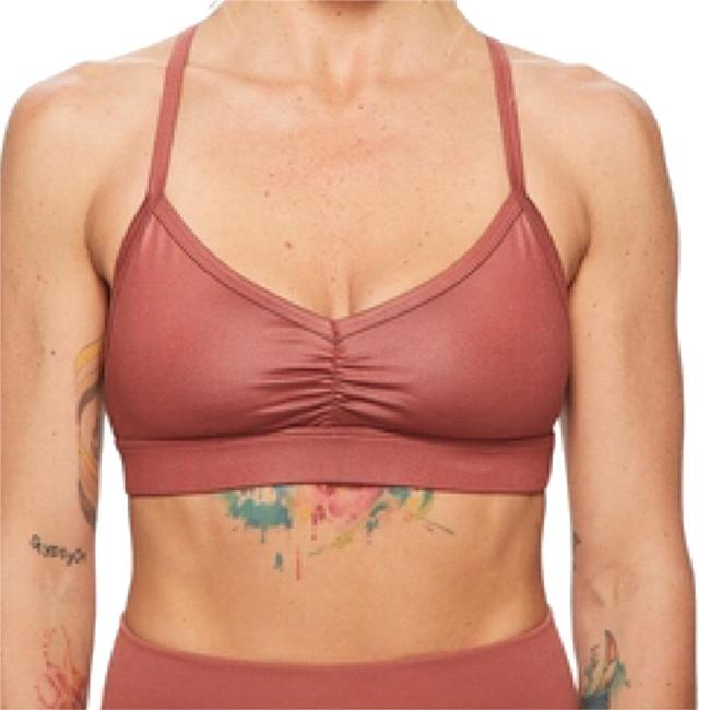 Item - Earth Sunny Strap Activewear Sports Bra Size 4 (S)