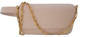 Charles & Keith Waist Bum Shoulder Clutch Cross Body Bag