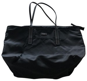 Tumi Nylon Tote in Black