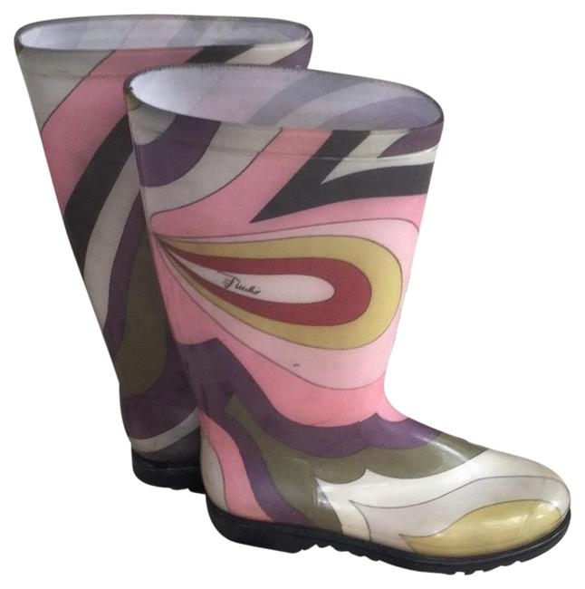 Item - Rubber Boots/Booties Size US 9 Regular (M, B)
