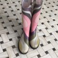 Emilio Pucci Rubber Boots/Booties Size US 9 Regular (M, B) Emilio Pucci Rubber Boots/Booties Size US 9 Regular (M, B) Image 2