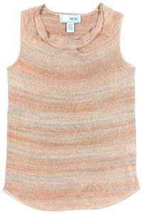 Joan Vass Top peach