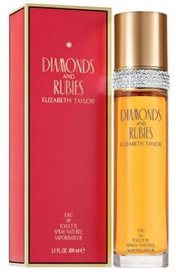 Elizabeth Taylor DIAMONDS AND RUBIES for Women, 3.3 Ounce EAU DE TOILETTE
