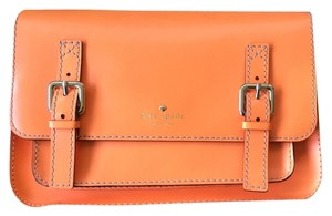 Kate Spade Orange Messenger Bag