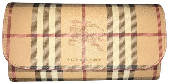 Preload https://img-static.tradesy.com/item/24069928/burberry-coral-red-haymarket-check-and-leather-slim-continental-w-wallet-0-1-540-540.jpg