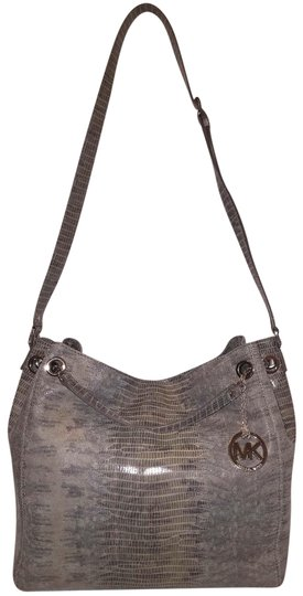 Preload https://img-static.tradesy.com/item/24070148/michael-kors-extra-large-and-green-snake-embossed-convertible-handbag-gray-and-olive-python-skin-lea-0-1-540-540.jpg
