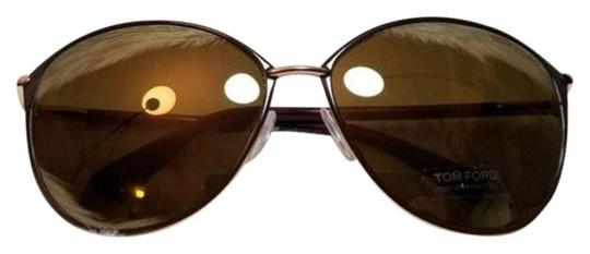 Preload https://img-static.tradesy.com/item/24070150/tom-ford-brown-and-rose-gold-cat-eye-women-tf0320-28g-metal-frame-with-mirrored-lens-sunglasses-0-2-540-540.jpg