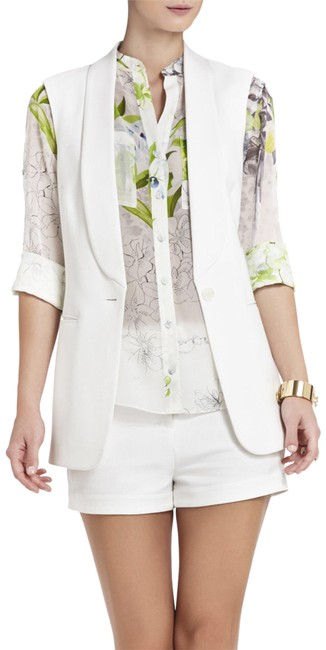 Preload https://img-static.tradesy.com/item/24070298/bcbgmaxazria-creme-zipper-back-vest-size-4-s-0-1-650-650.jpg