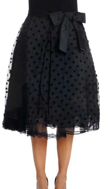 Preload https://img-static.tradesy.com/item/24070357/marc-jacobs-black-multi-velvet-polka-dot-organza-bow-skirt-size-4-s-27-0-2-650-650.jpg