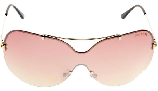 Preload https://img-static.tradesy.com/item/24070376/tom-ford-shiny-gold-and-pink-shield-style-women-tf51928z-metal-frame-with-gradient-lens-sunglasses-0-4-540-540.jpg