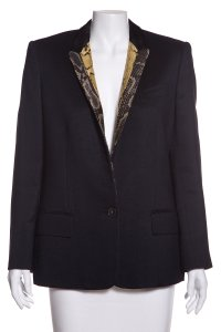 Stella McCartney Black Blazer