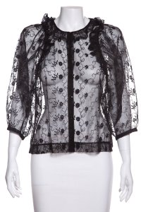 Simone Rocha Top Black