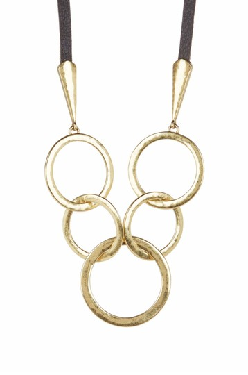 Preload https://img-static.tradesy.com/item/24070766/lucky-brand-gold-brown-multiring-leather-necklace-0-0-540-540.jpg