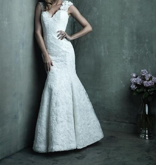 Preload https://img-static.tradesy.com/item/24070807/allure-bridals-new-ivory-lace-appliquesorganza-c287-modern-wedding-dress-size-14-l-0-0-540-540.jpg