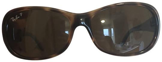 Preload https://img-static.tradesy.com/item/24070841/ray-ban-tortoise-shell-rb-4061-sunglasses-0-1-540-540.jpg