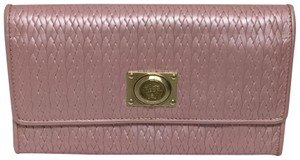 Versace Collection Pink Clutch
