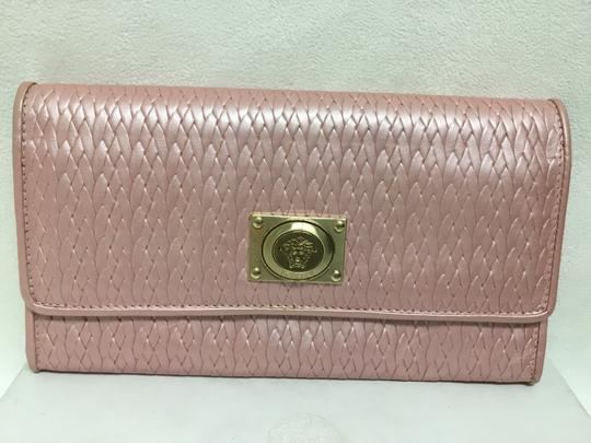 Versace Collection Pink Clutch Image 1