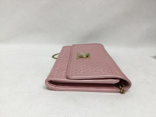 Versace Collection Pink Clutch Image 2