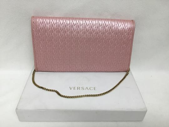 Versace Collection Pink Clutch Image 5