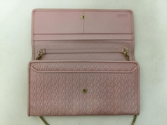 Versace Collection Pink Clutch Image 7
