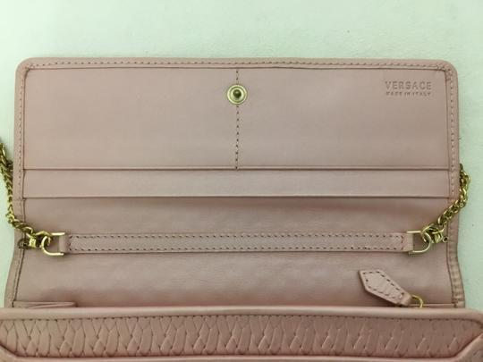 Versace Collection Pink Clutch Image 8