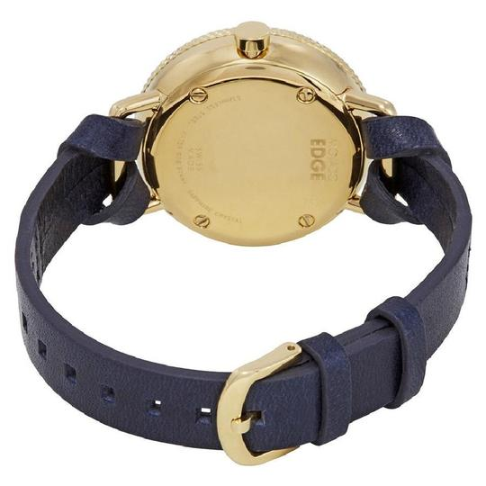 Movado Edge Ladies Leather Watch Image 2