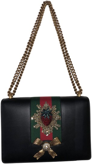 Preload https://img-static.tradesy.com/item/24071260/gucci-women-s-peony-diamante-embellished-crossbody-in-black-leather-shoulder-bag-0-3-540-540.jpg