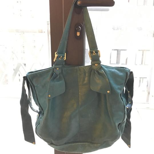 Marc by Marc Jacobs Satchel in Teal Image 1