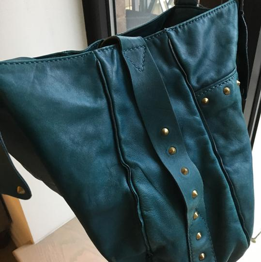 Marc by Marc Jacobs Satchel in Teal Image 2