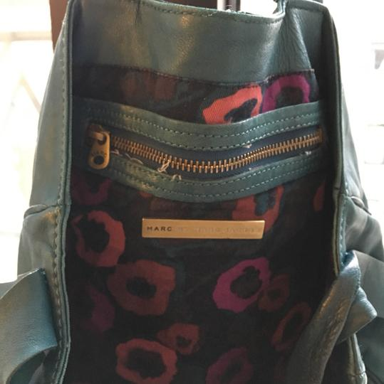 Marc by Marc Jacobs Satchel in Teal Image 3