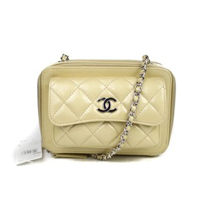 47f96198770f03 Beige Chanel Shoulder Bags - Up to 90% off at Tradesy