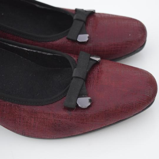 Munro American red Wedges Image 4