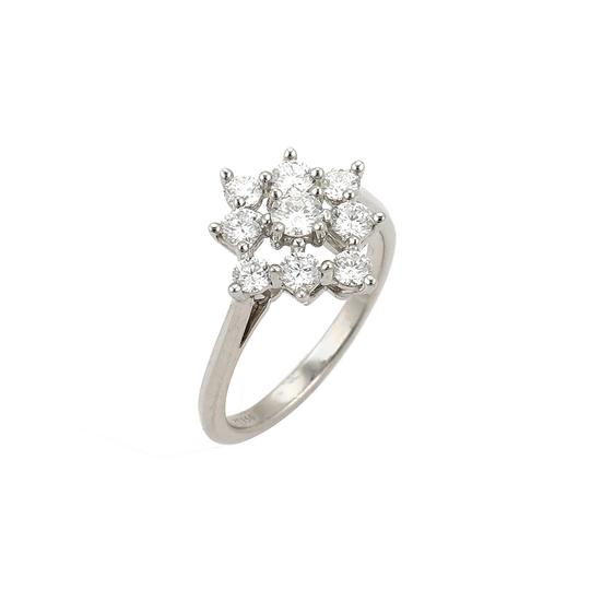 Preload https://img-static.tradesy.com/item/24072340/tiffany-and-co-19896-diamond-platinum-floral-ring-0-0-540-540.jpg