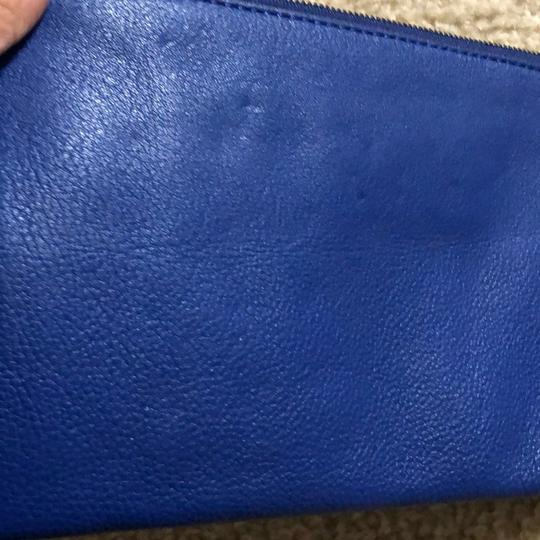 Michael Kors blue Clutch Image 6
