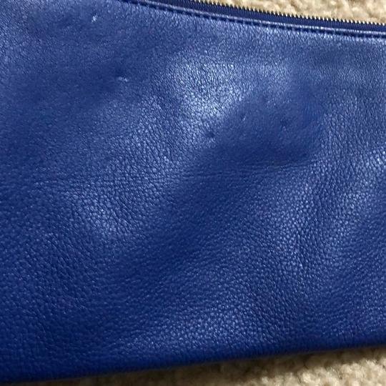 Michael Kors blue Clutch Image 7