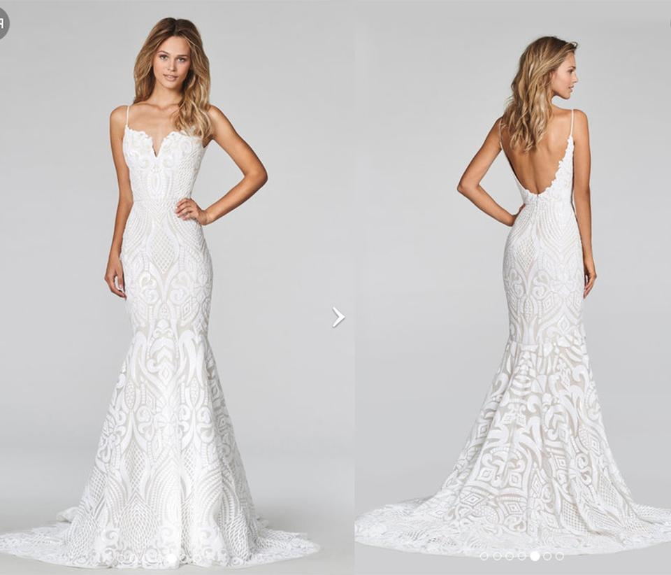 Hailey Paige Wedding Gowns: Hayley Paige West Gown Style 1710 Formal Wedding Dress