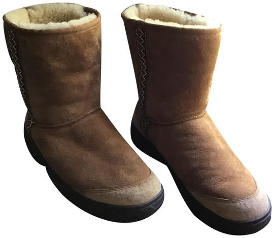 Preload https://img-static.tradesy.com/item/24072715/ugg-australia-chestnut-bootsbooties-size-us-10-wide-c-d-0-2-540-540.jpg