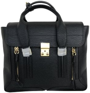 3.1 Phillip Lim Satchel in Black