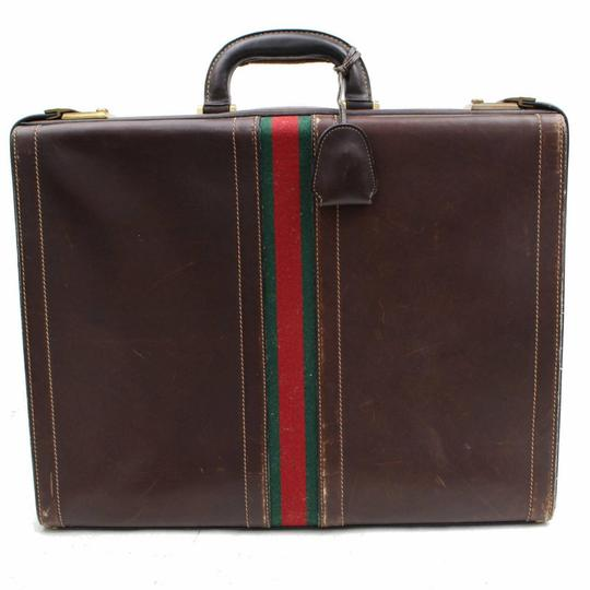 Preload https://img-static.tradesy.com/item/24073028/gucci-sherry-web-attache-briefcase-trunk-867952-brown-leather-laptop-bag-0-0-540-540.jpg