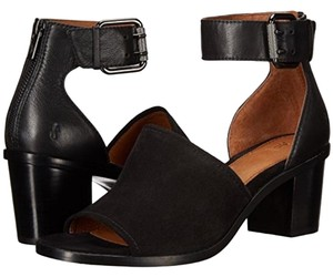 Frye black and I also have another pair in olive Sandals