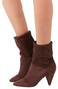 Urban Outfitters Chocolate Boots